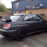 Vehicle Wrapping AutoPro Motorsport