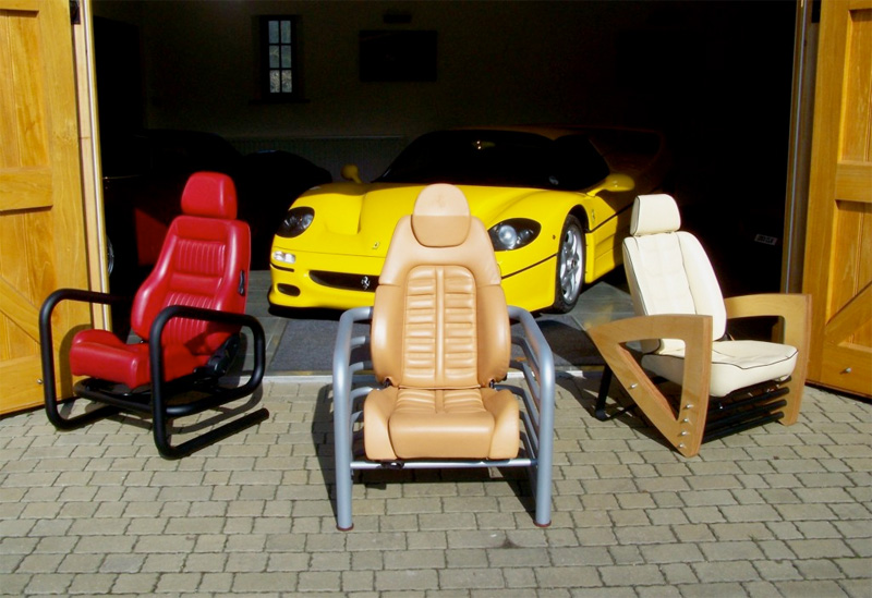 Automotive Furniture by Dave Clark Designs