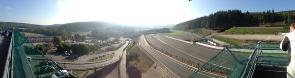 Spa Circuit, Belgium