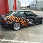 Rico Rally Fueltopia Barrel Sprint