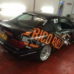 Rico Rally Gymkhana Grid
