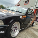 Tim Jackson Drift Car