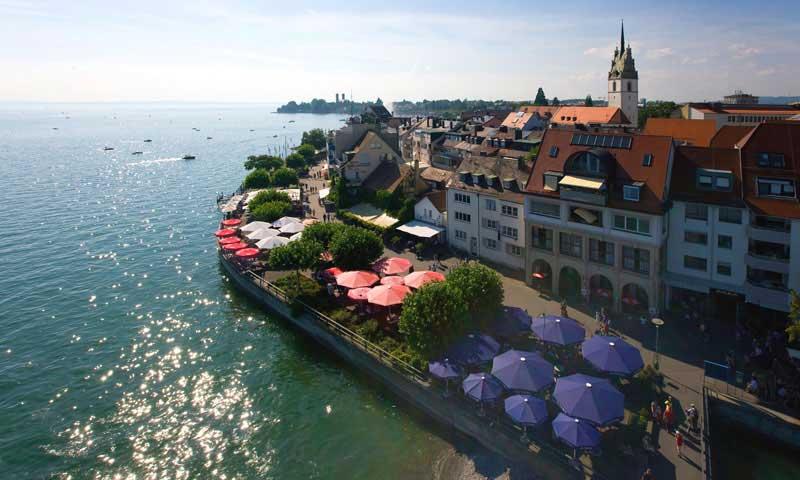 Lake Constance, European Car Rally