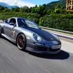 Porsche 911 on Rico Rally