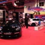 Rico Rally at Autosport International 2015