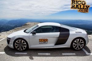 Audi R8 V10 - Mont Ventoux