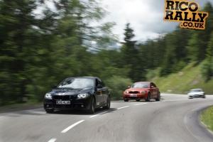 BMW French Alps