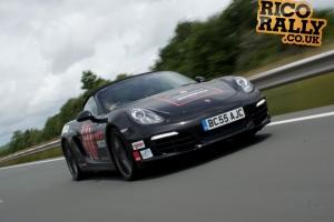 Black Porsche Boxster S - Swissvax UK