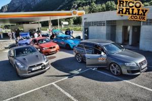 Car Rally Europe