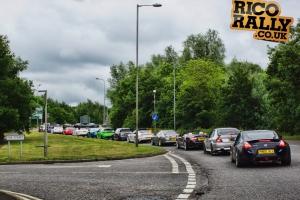 Car Rally Europe - Rico Rally