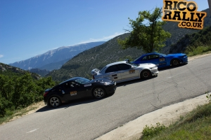 Jap Cars in the Alps