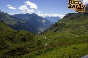 Klausenpass - Rico Rally