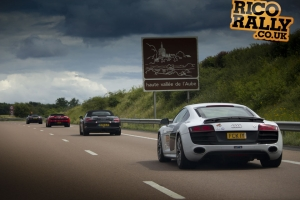 Rico Rally - Car Rally Europe