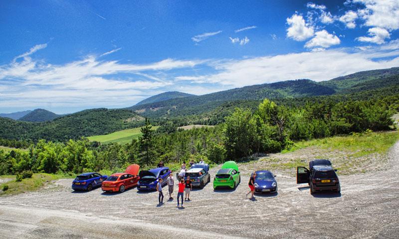 European Car Rally 2016