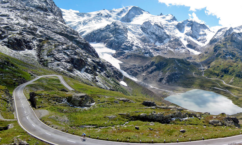 European Road Trip, Susten Pass