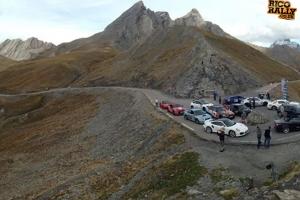 Col Agnel on Rico Rally