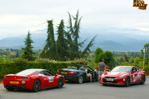 Ferrari Car Rally