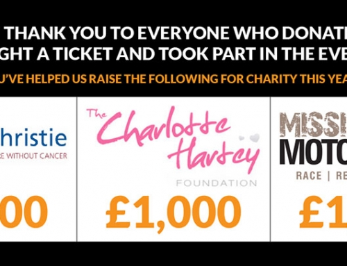 £3000+ for Charity