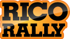 Rico Rally | European Road Trip Logo