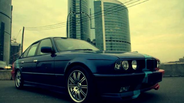BMW M-Style