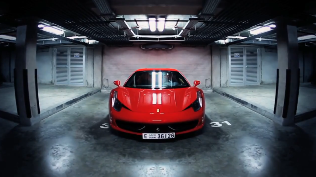 Ferrari 458 Driving Experience