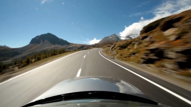 Driving the Alps Rico Rally European Road Trip