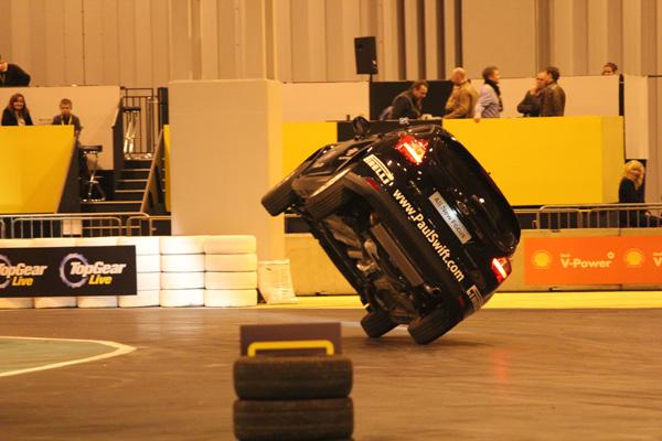 Paul Swift Stunts