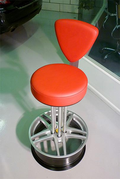 Ferrari Stool