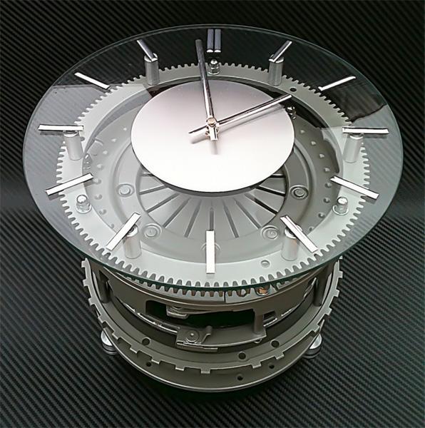 Tempo Clutch Clock