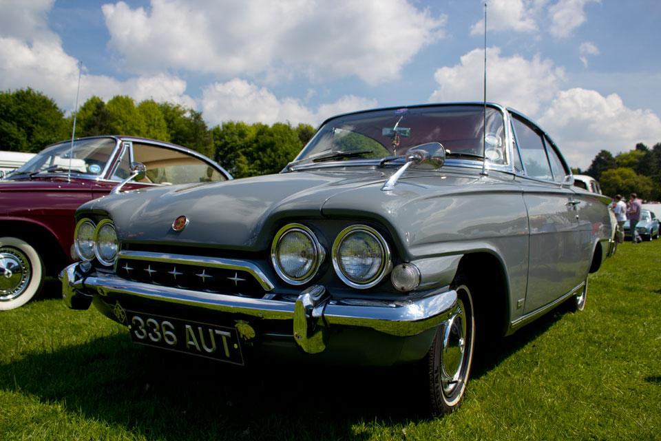 capesthorne hall, classic car show, ford capri