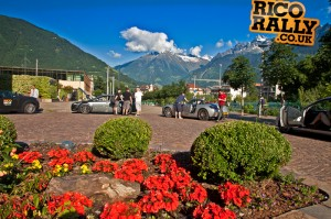 Organised Driving Adventure through Austria