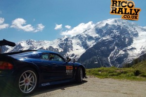 Organised Roadtrip to the Alps
