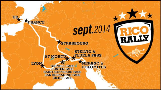European Roadtrip 2014