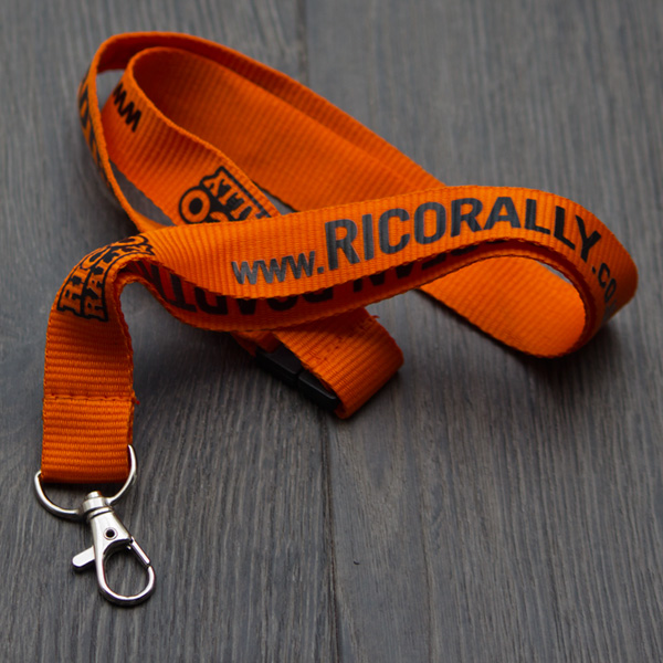 Rico Rally Lanyard