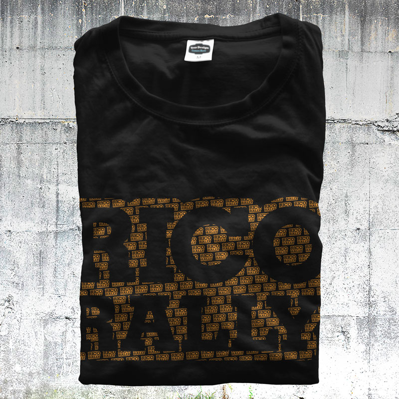 Rico Rally Pattern TShirt