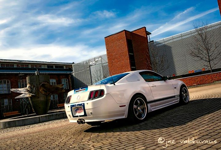 2012 SHELBY GT350
