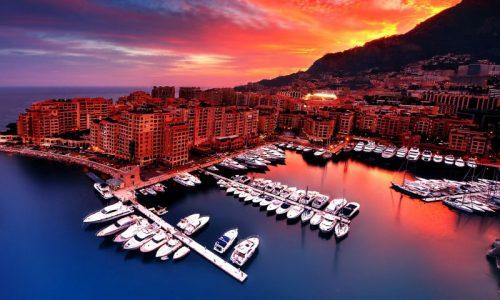 European Car Rally to Monaco