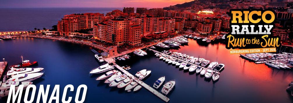 Drive to Monaco