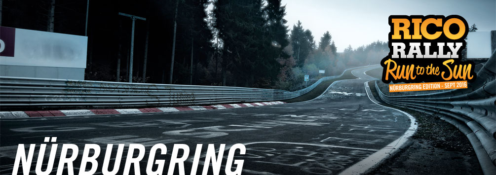Drive the Nurburgring