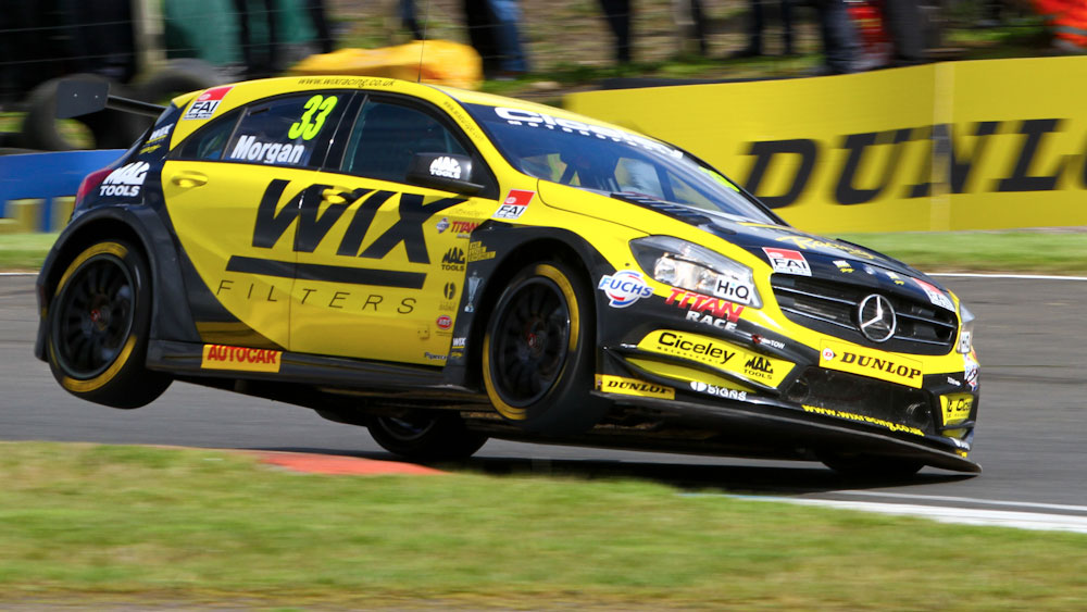 adam morgan btcc