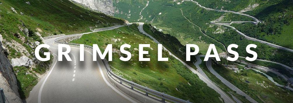 Grimsel Pass 2017