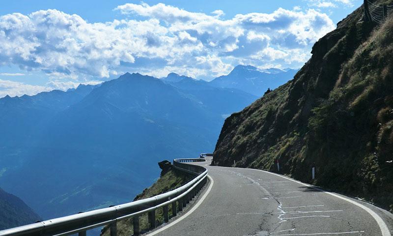 Jaufenpass, European Road Trip